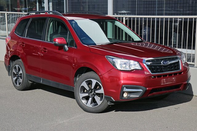 Pre-Owned Subaru Forester S4 MY18 2.5i-L CVT AWD Preston, 2018 Subaru Forester S4 MY18 2.5i-L CVT AWD Red 6 Speed Constant Variable Wagon