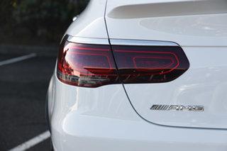 2020 Mercedes-Benz GLC-Class C253 800+050MY GLC63 AMG Coupe SPEEDSHIFT MCT 4MATIC+ S Polar White