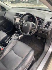2014 Mitsubishi ASX XB MY14 Aspire 2WD Titanium 6 Speed Constant Variable Wagon.