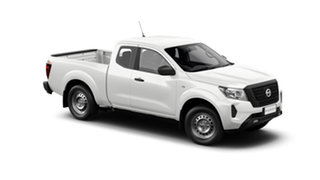 2021 Nissan Navara D23 MY21 SL King Cab Solid White 7 Speed Sports Automatic Utility