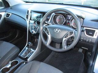2014 Hyundai i30 GD Active Tourer Silver 6 Speed Sports Automatic Wagon.