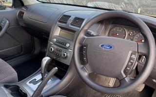 2005 Ford Falcon Silver Sedan.