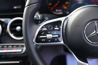 2020 Mercedes-Benz C-Class W205 800+050MY C200 9G-Tronic Selenite Grey 9 Speed Sports Automatic