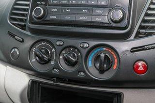 2015 Mitsubishi Triton MN MY15 GLX Double Cab Silver 5 Speed Manual Utility