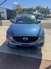 2021 Mazda CX-5 K Maxx Sport Blue 6 Speed Automatic Wagon.