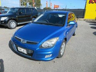 2010 Hyundai i30 FD MY10 SX 1.6 CRDi Blue 5 Speed Manual Hatchback