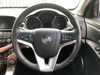 2014 Holden Cruze JH MY14 Z-Series White 6 Speed Automatic Sedan
