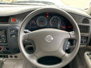 2003 Nissan Patrol GU III ST Grey Manual Wagon