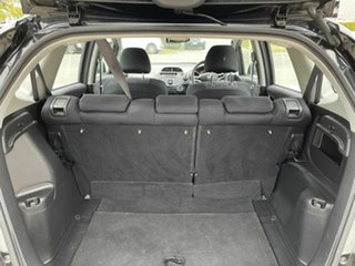 2010 Honda Jazz GE MY10 GLi Black 5 Speed Automatic Hatchback
