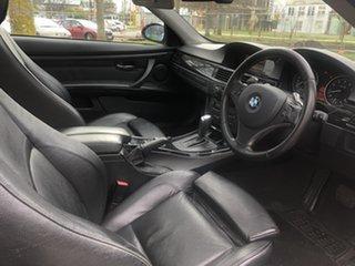 2007 BMW 3 Series E92 335i Steptronic White 6 Speed Sports Automatic Coupe