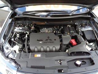2015 Mitsubishi Outlander ZJ MY14.5 ES 4WD Titanium 6 Speed Constant Variable Wagon