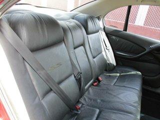 2001 Holden Commodore VX SS Red 6 Speed Manual Sedan