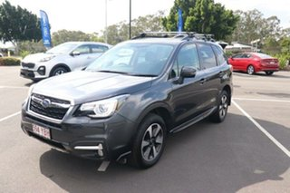 2018 Subaru Forester S4 MY18 2.5i-L CVT AWD Luxury Grey 6 Speed Constant Variable Wagon.