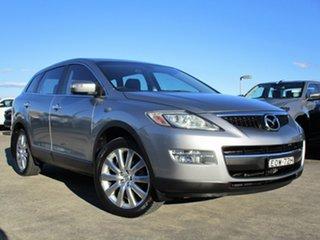 2008 Mazda CX-9 TB10A1 Luxury Silver 6 Speed Sports Automatic Wagon.