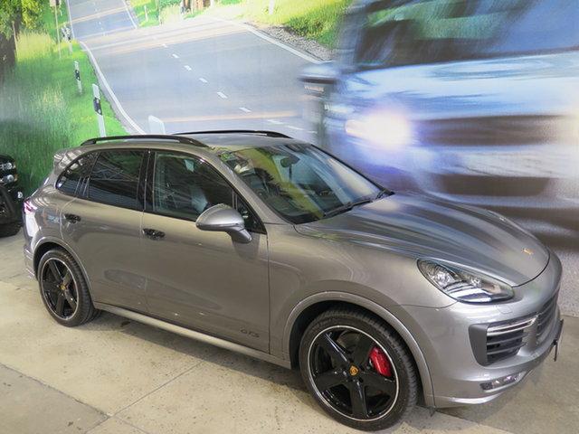 Used Porsche Cayenne Series 2 MY17 GTS Osborne Park, 2017 Porsche Cayenne Series 2 MY17 GTS Grey 8 Speed Automatic Tiptronic Wagon