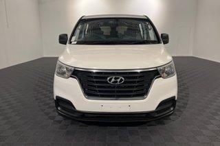 2019 Hyundai iLOAD TQ4 MY19 Crew Cab White 5 speed Automatic Van.