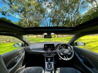 2021 Hyundai i30 Pde.v4 MY22 N Premium With Sunroof Shadow Grey 8 Speed Auto Dual Clutch Hatchback.