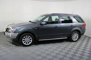 2015 Ford Territory SZ MkII TX Seq Sport Shift Grey 6 Speed Sports Automatic Wagon