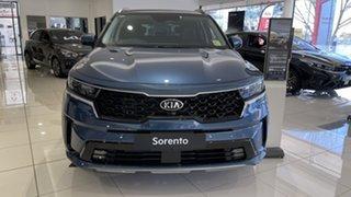 2021 Kia Sorento MQ4 MY21 GT-Line AWD Mineral Blue 8 Speed Sports Automatic Dual Clutch Wagon.