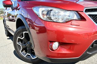 2014 Subaru XV G4X MY14 2.0i-S Lineartronic AWD Venetian Red 6 Speed Constant Variable Wagon.
