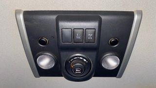2013 Toyota FJ Cruiser GSJ15R Green 5 Speed Automatic Wagon