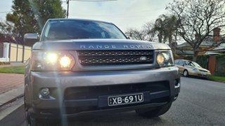 2011 Land Rover Range Rover MY12 Sport 3.0 SDV6 Grey 6 Speed Automatic Wagon.