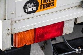 2015 Toyota Hilux GUN123R SR Glacier White 5 Speed Manual Cab Chassis