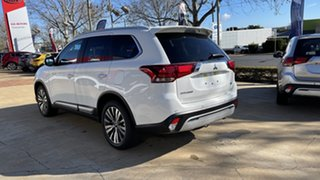 2021 Mitsubishi Outlander ZL MY21 Exceed AWD White 6 Speed Sports Automatic Wagon