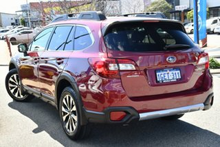 2017 Subaru Outback B6A MY17 2.5i CVT AWD Premium Venetian Red 6 Speed Constant Variable Wagon.