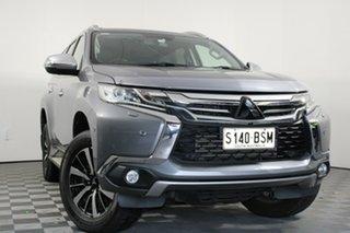 2015 Mitsubishi Pajero Sport QE MY16 Exceed Titanium 8 Speed Sports Automatic Wagon.