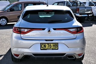 2017 Renault Megane BFB GT EDC Silver 7 Speed Sports Automatic Dual Clutch Hatchback