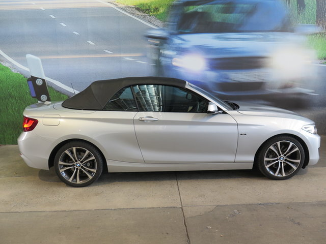 Used BMW 228i F23 Sport Line Osborne Park, 2015 BMW 228i F23 Sport Line 8 Speed Automatic Convertible