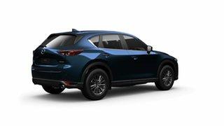 2021 Mazda CX-5 CX-5J Maxx Sport (FWD) Blue 6 Speed Automatic Wagon.