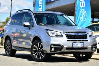 2016 Subaru Forester S4 MY17 2.5i-S CVT AWD Ice Silver 6 Speed Constant Variable Wagon.
