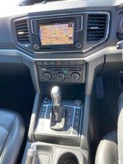 2017 Volkswagen Amarok 2H MY17 TDI550 4MOTION Perm Highline White 8 Speed Automatic Utility