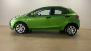2010 Mazda 2 DE Neo Green 5 Speed Manual Hatchback