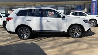 2021 Mitsubishi Outlander ZL MY21 Exceed AWD White 6 Speed Sports Automatic Wagon.