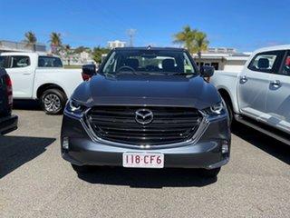 2021 Mazda BT-50 TFS40J XT Rock Grey 6 Speed Sports Automatic Utility.