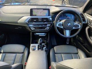 2017 BMW X3 G01 xDrive30d M Sport Black Sapphire 8 Speed Automatic Wagon
