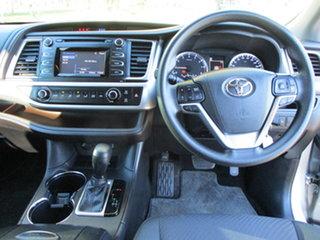 2018 Toyota Kluger GSU50R GX (4x2) Silver 8 Speed Automatic Wagon