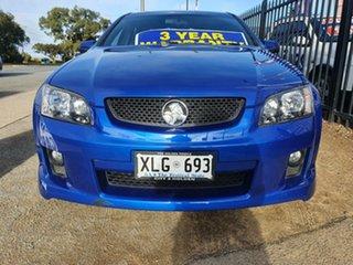 2006 Holden Commodore VE SV6 Blue 5 Speed Sports Automatic Sedan.