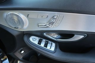 2015 Mercedes-Benz C-Class W205 806MY C250 d 7G-Tronic + Black 7 Speed Sports Automatic Sedan