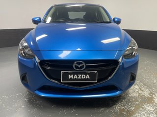 2018 Mazda 2 DJ2HA6 Neo SKYACTIV-MT Dynamic Blue 6 Speed Manual Hatchback.