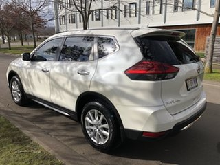 2017 Nissan X-Trail T32 Series II ST X-tronic 2WD Ivory Pearl 7 Speed Constant Variable Wagon