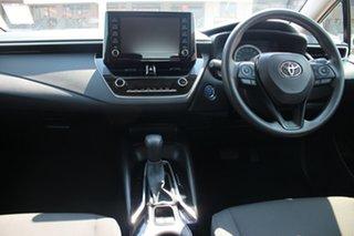 2019 Toyota Corolla ZWE211R Ascent Sport E-CVT Hybrid Silver Pearl 10 Speed 1 SP AUTOMATIC Sedan