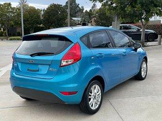 2013 Ford Fiesta WZ Trend Blue 5 Speed Manual Hatchback