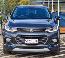 2016 Holden Trax TJ MY16 LTZ Grey 6 Speed Automatic Wagon.