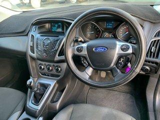 2014 Ford Focus LW MkII MY14 Ambiente Blue 5 Speed Manual Sedan
