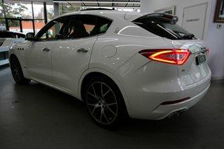 2018 Maserati Levante M161 MY18 GranSport Q4 White 8 Speed Sports Automatic Wagon