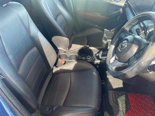 2016 Mazda CX-3 DK S Touring (AWD) Blue 6 Speed Automatic Wagon.